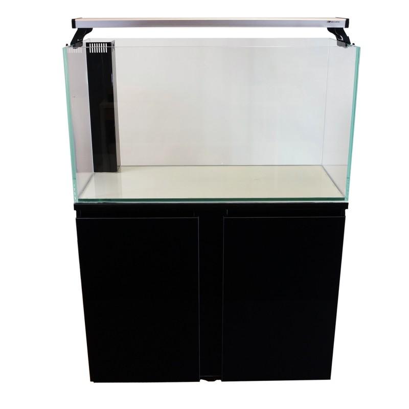 Aqua Japan Pro 44B Low Iron Glass Black Color