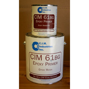 undefined cim 61bg epoxy primer 1 gallon champion. Black Bedroom Furniture Sets. Home Design Ideas