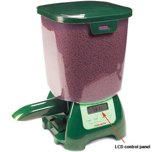 Fish Mate P7000 Auto Pond Fish Feeder