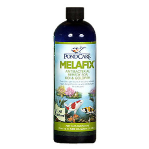 Aquarium Pharmaceuticals Pond Care MelaFix