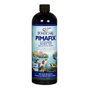 Aquarium Pharmaceuticals Pond Care PimaFix