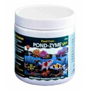 Aquarium Pharmaceuticals Pond Care Pond Zyme 8 FL OZ