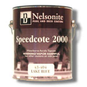 Nelsonite Speedcote 2000 (Lake Blue)