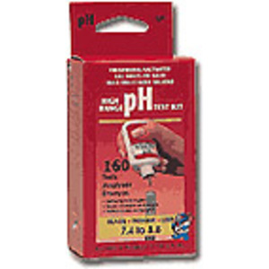Aquarium Pharmaceuticals High Range pH Test Kit