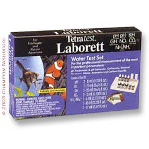 Tetra Test Laborett